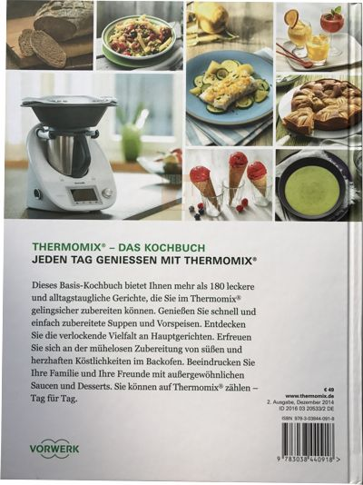 kochbuch vorwerk thermomix das kochbuch buch rezepte grundkochbuch tm5 tm31 sk24 ebay. Black Bedroom Furniture Sets. Home Design Ideas
