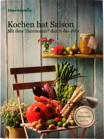 kochbuch vorwerk thermomix kochen hat saison buch rezepte tm5 tm31 sk24 ebay. Black Bedroom Furniture Sets. Home Design Ideas